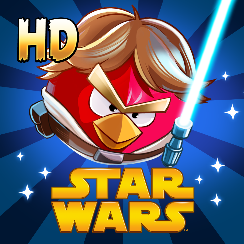 mzm.ibocnwnx Angry Birds Star Wars HD para iPad ya está disponible en la App Store