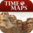 TIMEMAPS U.S. History - Historical Atlas